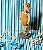 Статуэтки декоративные Свин на стуле и Свинка с зонтиком, фото 5