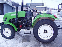 Трактор с доставкой DW 404DR (40л.с., 4х4, 4 цил, реверс), фото 1