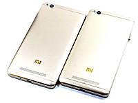 Задняя крышка Xiaomi Redmi 4A gold .s