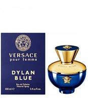 Парфюмированная вода для женщин Versace Pour Femme Dylan Blue 100 мл( версаче пур фемм )