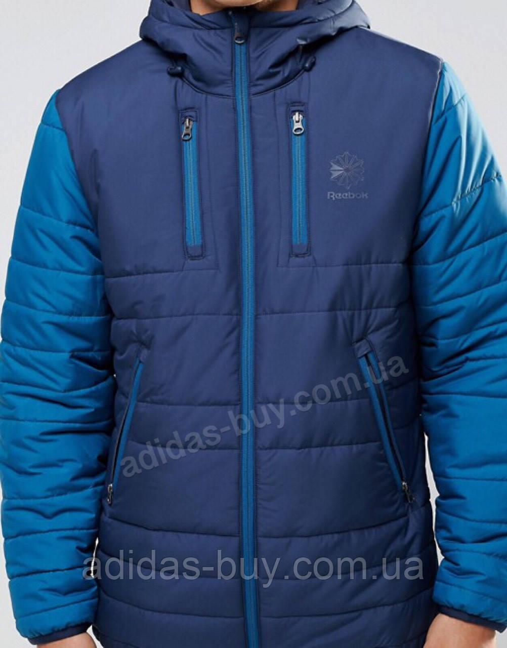 Куртка мужская оригинальная зимняя Reebok PADDED MID 2 JACKET AY1251 ц 76791f8000d9d