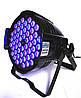 Светодиодный прожектор Led par 54x3 RGBW 3в1 светомузыка, подсветка, дискосвет, фото 4