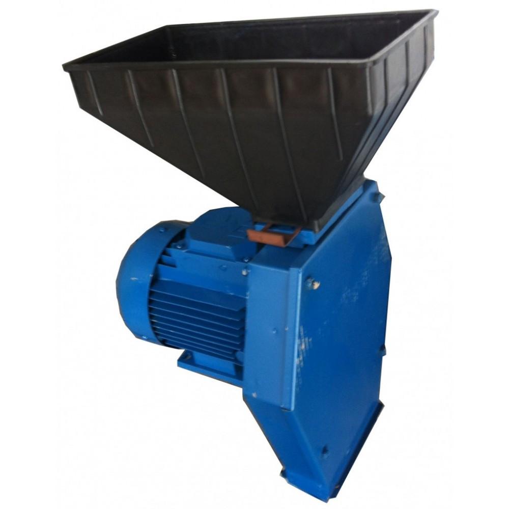 Кормоізмельчітель Эликор 2 електричний для зерна