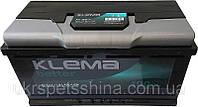 Аккумулятор Klema 100 Ач 800 А премиум класса СаСа