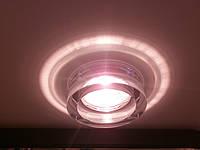 Встраиваемый светильник Feron DL256R CRYSTAL
