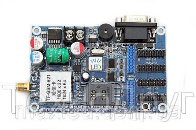 Контроллер TF-GSM-B21 для LED дисплея GSM+RS232
