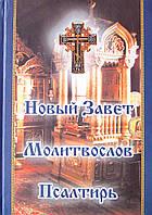 Новый Завет. Молитвослов. Псалтирь на русском языке