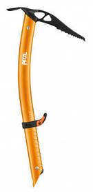 Льодоруб для альпінізму Petzl GULLY з молотком 60cm