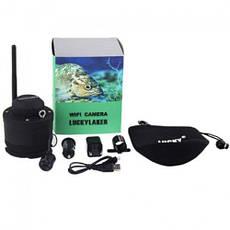 Беспроводная подводная Wi-Fi видео камера для рыбалки Lucky FF3309, фото 3