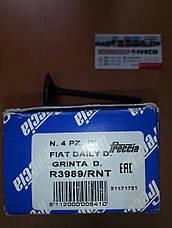 Клапан впускной 2.5-2.8 (d41/L121.5mm)INLET, фото 2