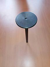 Клапан впускной 2.5-2.8 (d41/L121.5mm)INLET, фото 3