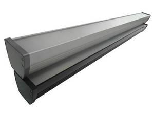 Промышленно-складской светодиодный светильник 95W IP65 1000 мм