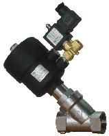 Клапаны ODE с пневмоприводом из нержавеющей стали