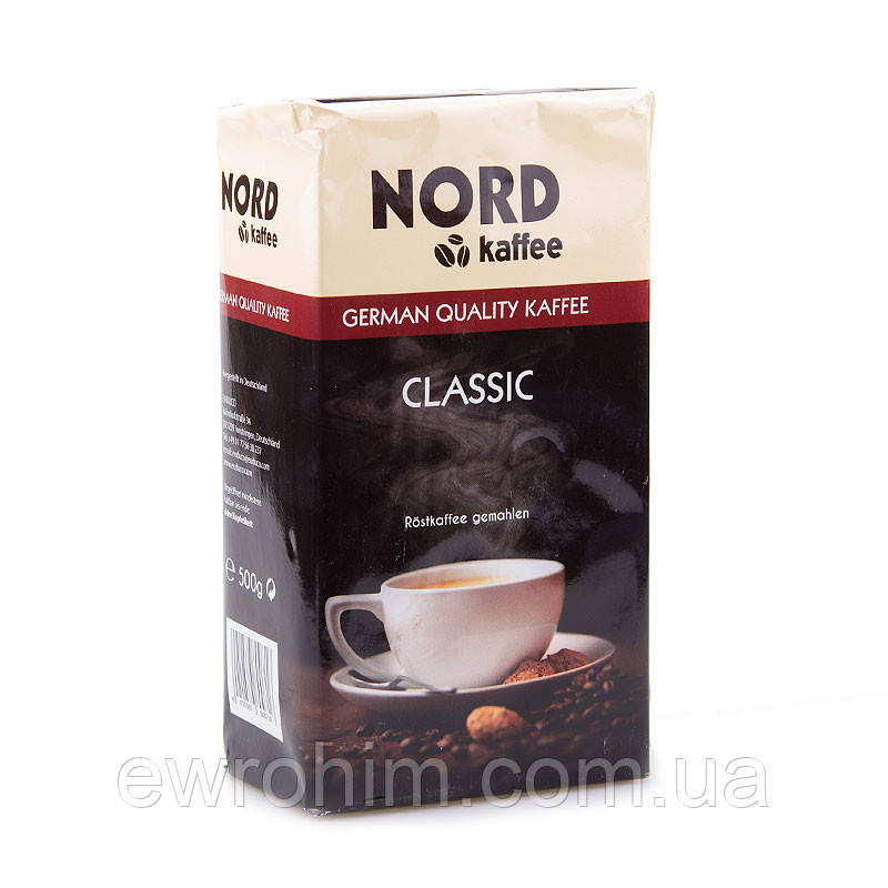 Кофе заварной Nord, 500 г