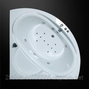 Ванна Угловая 1470×1470×950 мм. Fresh Devit, фото 2