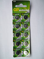 Батарейка часовая GP A76