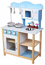Детская деревянная кухня с аксессуарами Sapphire