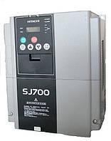 Преобразователь частоты Hitachi SJ700D-055HFEF3, 5.5кВт, 380В
