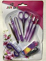 Манікюрний набір TAQ Jinda Nail Care Beauty Tool