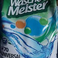 Универсальный стиральный порошок Wasche Meister, 5250 г, 70 стирок