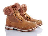 Женские зимние ботинки оптом