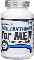 Витамины BioTechUSA Multivitamin for Men, 60 tabl