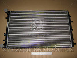 Радиатор водяного охлаждения SKODA,VW, SEAT  производство Nissens
