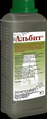 Стимулятор роста Альбит /РОДОНИТ/ Стимулятор росту Альбіт