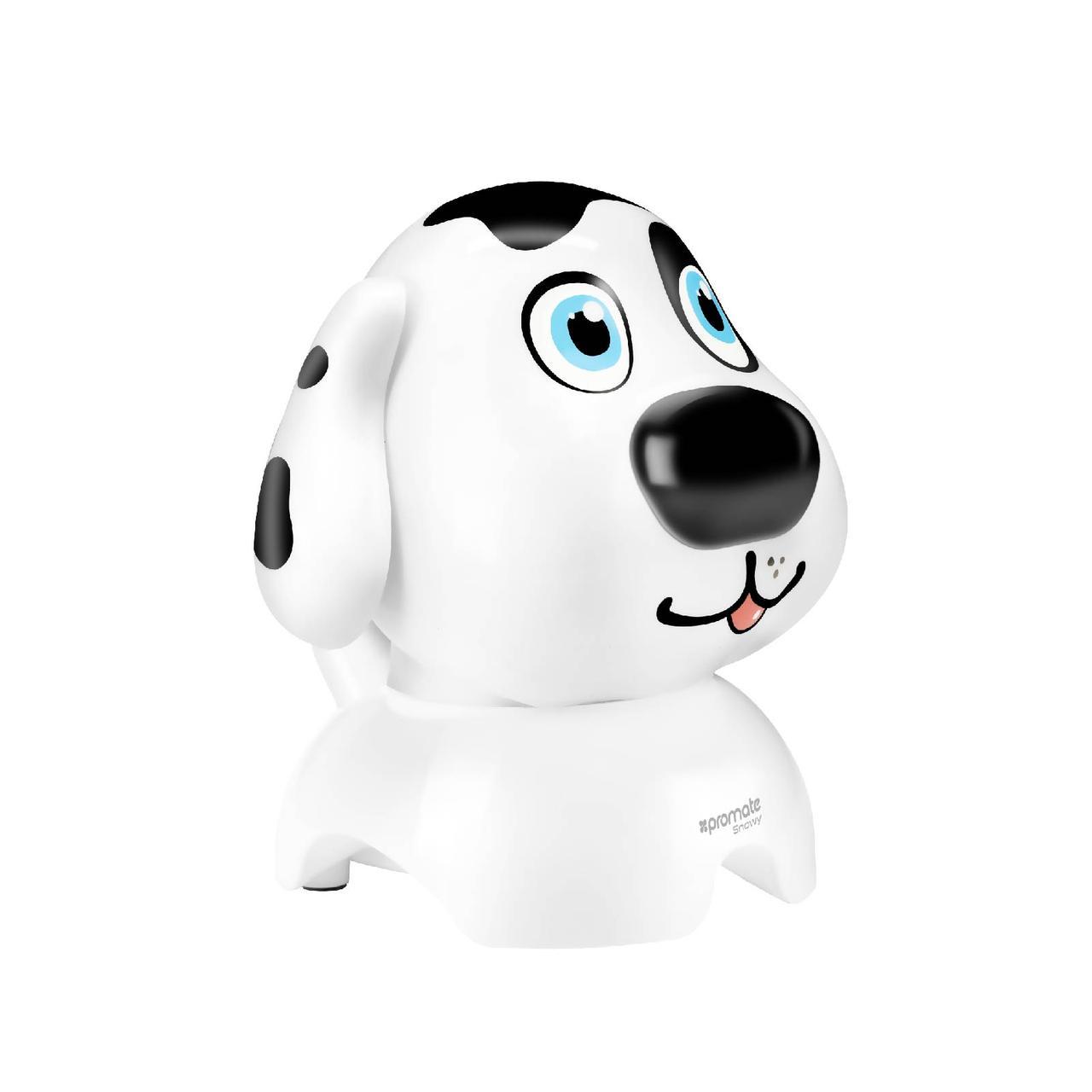 Bluetooth колонка Promate Snowy White