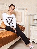Комплект-пижама женская (S-XL в расцветках)