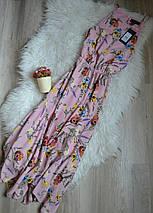 Новое цветочное миди платье с асимметричным низом New Look, фото 2