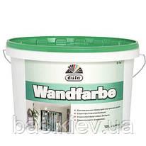 Dufa Wandfarbe D1a, дисперсионная краска 10 літрів