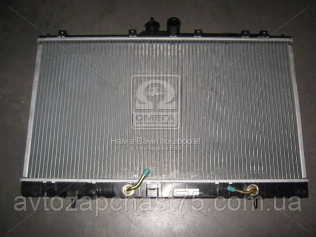Радиатор водяного охлаждения Mitsubishi Lancer производсво Nissens