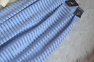Новая нежно-голубая миди юбка в складки Atmosphere, фото 2