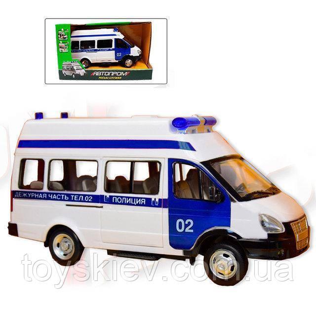 """Полицейская машина """"Автопром"""" 7811"""