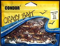 Виброхвост Condor Crazy bait CH2RM, цвет 105, 50мм, 12шт