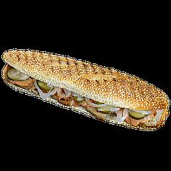 Сендвич  Mealtime Домашний XL 225г, 20шт/ящ