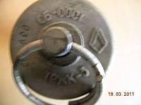 Клапан предохранительный пружинный Сб 0001/ТРЖК-3