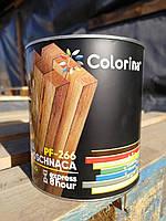 """Эмаль для пола быстросохнущая """"COLORINA"""" ПФ-266 (желто-коричневый) 2,8 кг."""