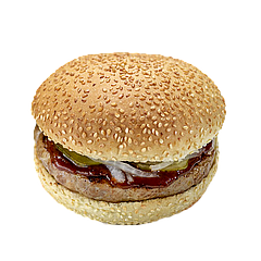 Бургер Порк XL 210г
