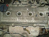 Двигатель 1,6 бензин голый. Nissan Primera P10 1990-1996 г .