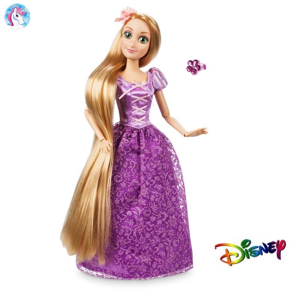 Принцесса Рапунцель Дисней с кольцом Rapunzel Classic Doll with Ring