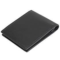 ✓Мужской кошелек Baellerry D3001 Black для денег визиток кредитных карточек прочный и долговечный, фото 2