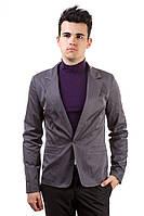 Пиджак мужской из полированного хлопка