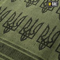 M-Tac шарф шемаг с Тризубом Olive/Black, фото 3