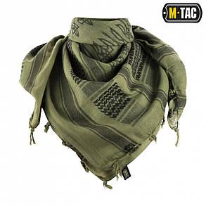 M-Tac шарф шемаг с Тризубом Olive/Black, фото 2