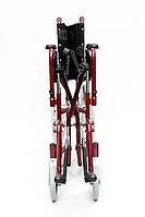 Комнатная инвалидная коляска SLIM  OSD-NPR20-40 (компактная, узкая), фото 1