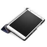 Чехол Lenovo Tab 4 8 Plus (TB-8704) Slim - Dark Blue, фото 3