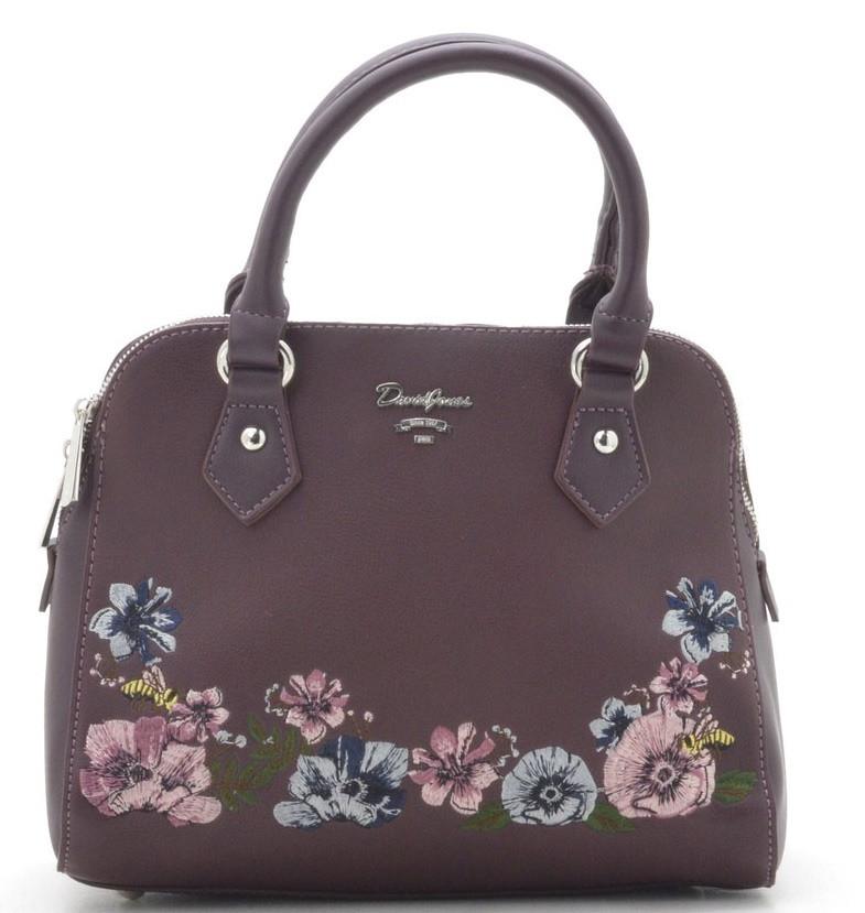 228fb9497117 Женская сумка David Jones 5862-2 d.bordeaux (бордовый) сумка женская ДЕВИД  ДЖОНС