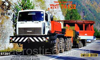 Танковый транспортер MZKT 1/87 ZZ MODELL 87201
